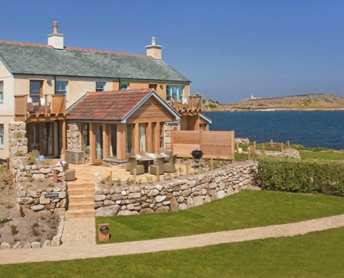 Tresco Roof - Bosworth Roofing Penzance