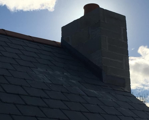 Slate Roof by Bosworth Roofing Penzance