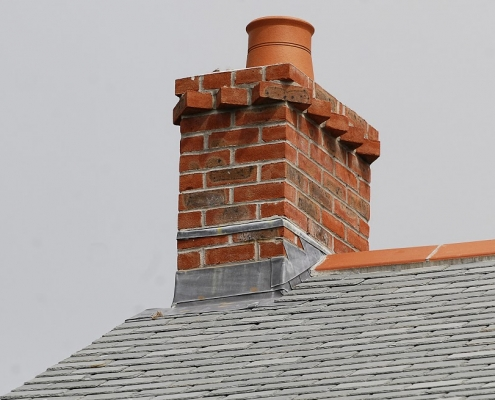 Chimney repairs - Bosworth Roofing Penzance